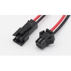 2 Pin SM JST Konnektör Kablo