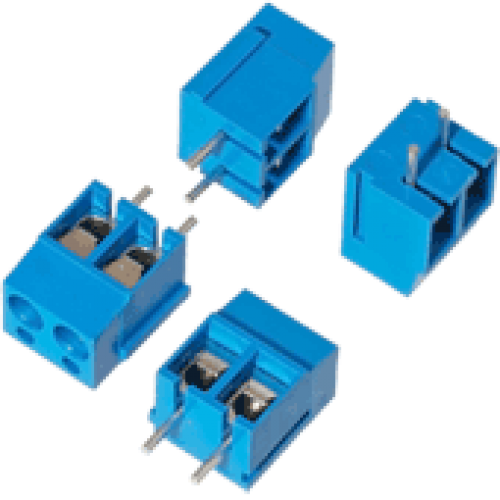 1 Numara 3' lü PCB klemensi