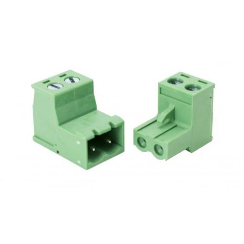 2 Pin Kablo Birleştirici Klemens 5.08mm
