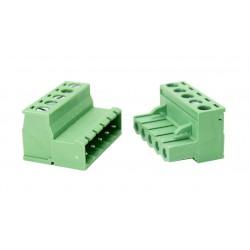 5 Pin Kablo Birleştirici Klemens 5.08mm
