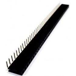 1X40 90° dişi header pin