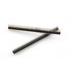 2X40 180° 12mm Erkek header pin
