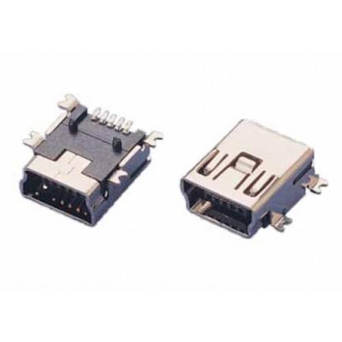 USB Konnektör Mini SMD