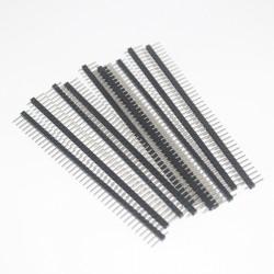 1X40 12mm Erkek header pin