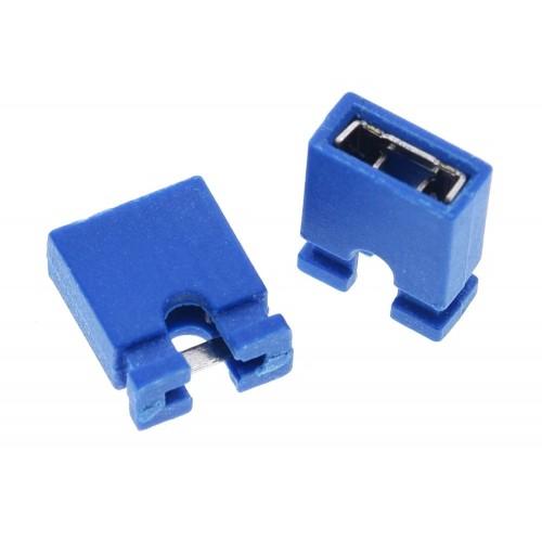 2 Pin Jumper Mavi ( Kısa Devre Jumper )