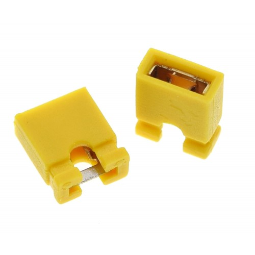 2 Pin Jumper Sarı ( Kısa Devre Jumper )
