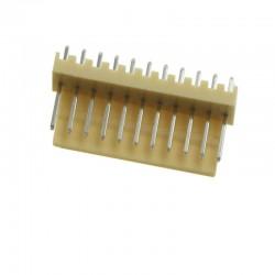 KF2510 11pin 180° Konnektör Erkek