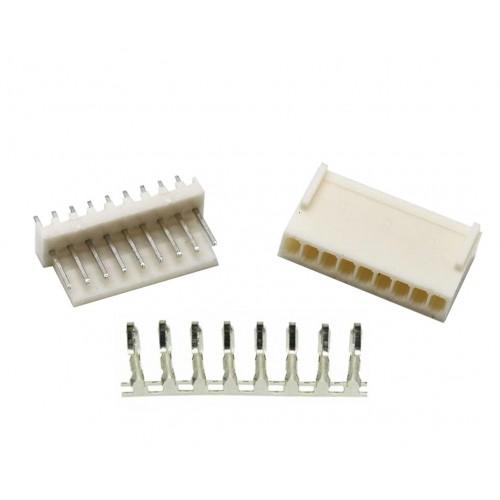 KF2510 9pin 180° Konnektör Takımı