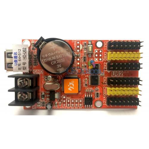 HD-U62 Usb Led Kontrol Kartı