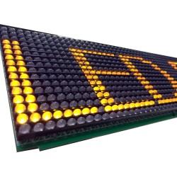 P6 Sarı İç Mekan Led Panel
