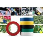 Globe PVC Kırmızı İzole Elektrik Bandı