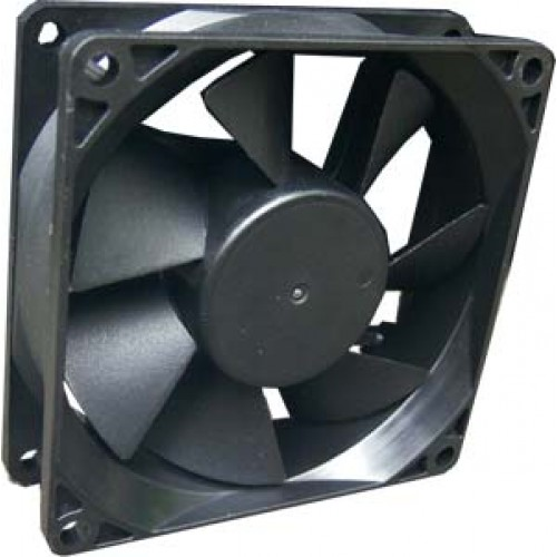 80X80X25 12 Volt 2 pin Fan