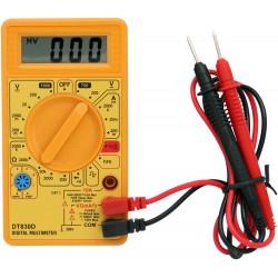 DT830D Sarı  Dijital Ölçü aleti Multimetre