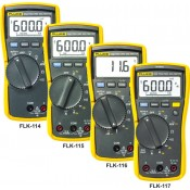 Dijital Multimetlereler AVO metre (2)