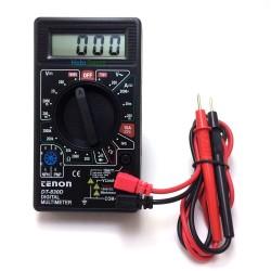 DT830D Dijital Ölçü aleti Multimetre AVO metre
