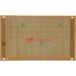 9X15 Bakırlı Delikli Plaket ( Üniversal Plaket )