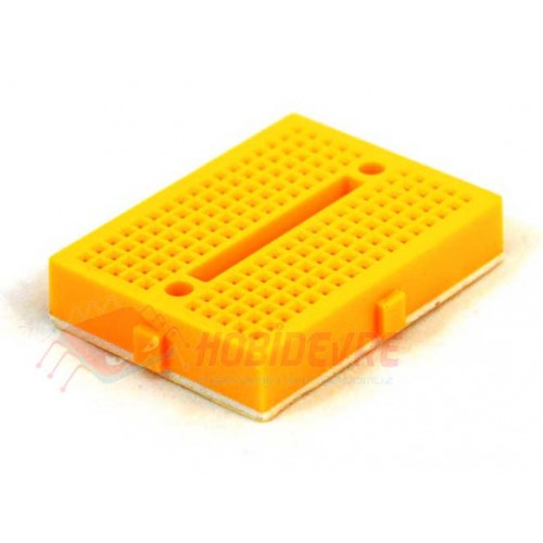 Mini Breadboard Sarı