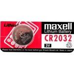 Cr 2032 Maxell Lityum Hafıza Pili
