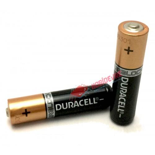 Duracell Alkalin AAA 2' li ince kalem pil