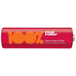 Peak Power AA Boy Kalem Pil 1.5 Volt