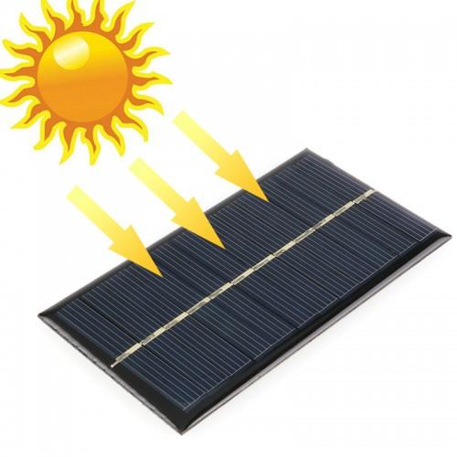 6 Volt 150 mA Solarcell Güneş Pili