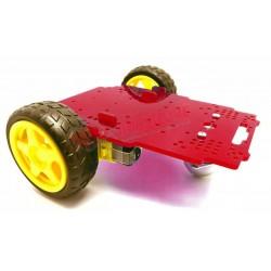 2 WD Araç Kiti  ( Demonte Kırmızı Renk )