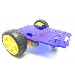 2 WD Araç Kiti  ( Demonte Mavi Renk )