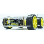 Bluetooth Kontrollü Arduino 4WD Araba Kiti