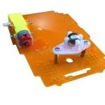 Basit Robot Gövdesi  ( Mavi Renk )
