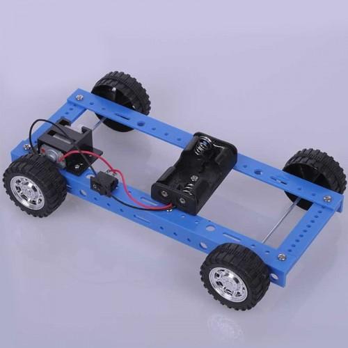 2WD 4 Teker Kendin Yap Araba Kiti