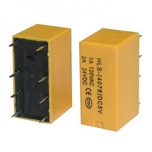 5 Volt telekom röle QIANJI JRC-19F