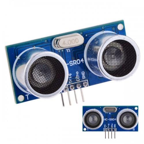 HC-SR04 Ultrasonic Mesafe Sensorü