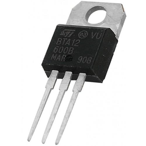BTA12-600 Triyak